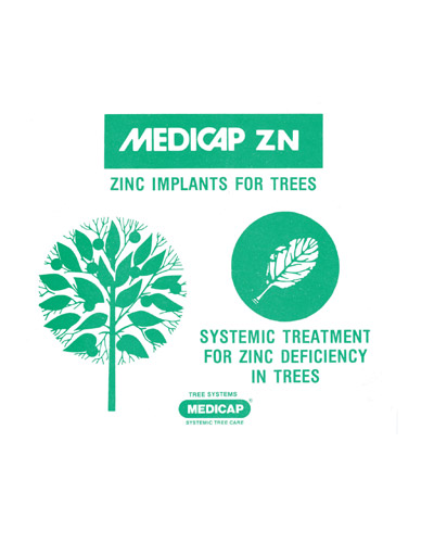 MEDICAP ZN Front Label