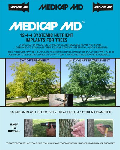 MEDICAP MD Front Label